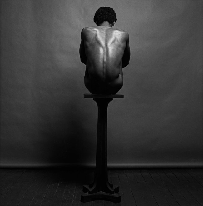 Robert Mapplethorpe. 'Phillip Prioleau' 1980 © Robert Mapplethorpe Foundation. Used by permission