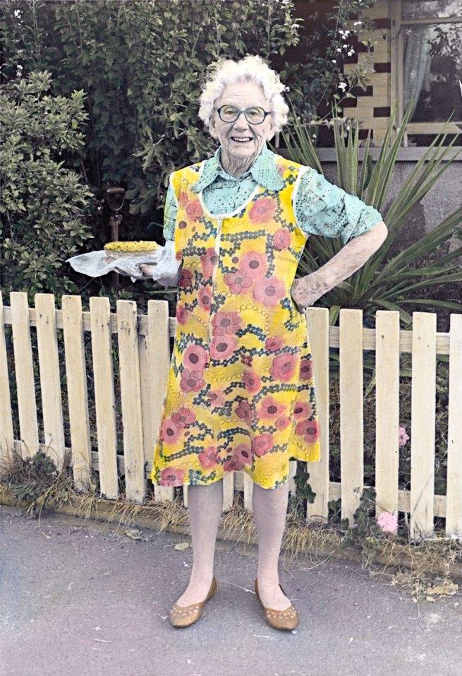 Ruth Maddison. 'Molly O'Sullivan, 82' 1990