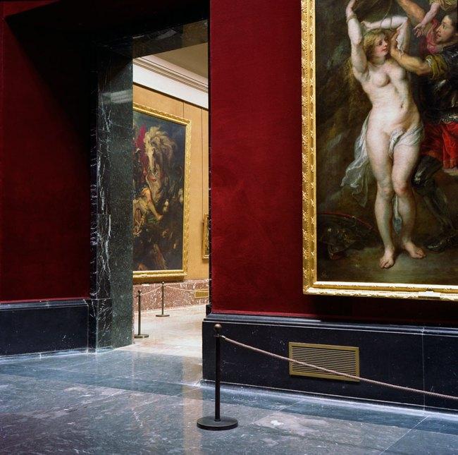 Anne Zahalka(Australian, b. 1957) 'Prado Museum, Madrid' 1992/2010