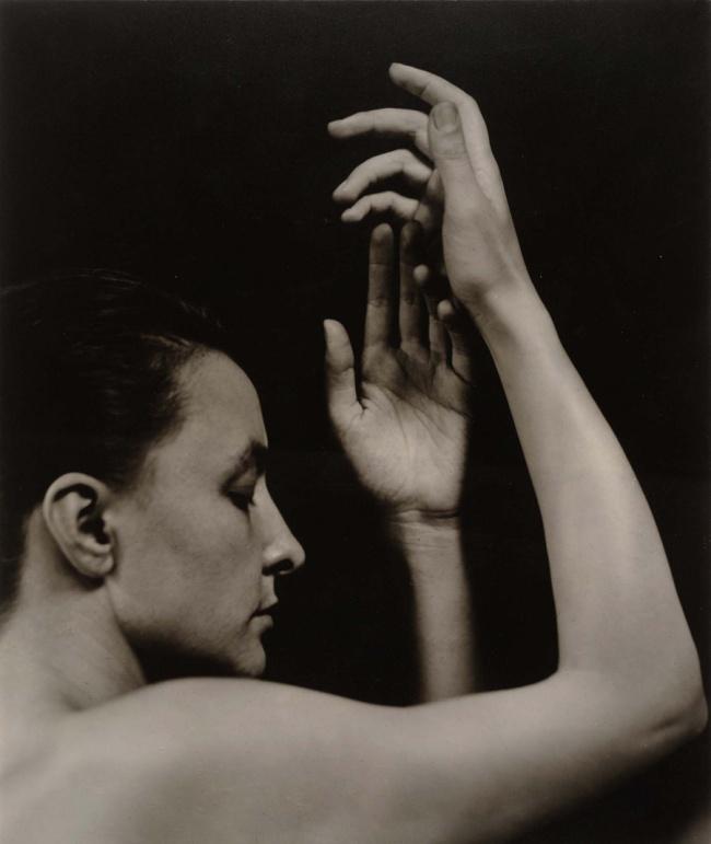 Alfred Stieglitz. 'Georgia O'Keeffe' 1920