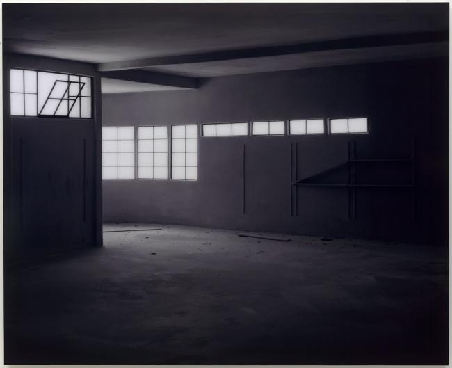 James Casebere. 'Garage' 2003