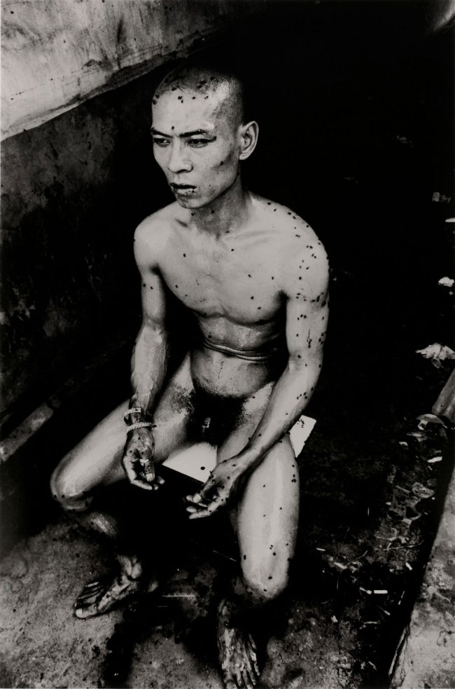 Zhang Huan. '12 Square Meters' 1994
