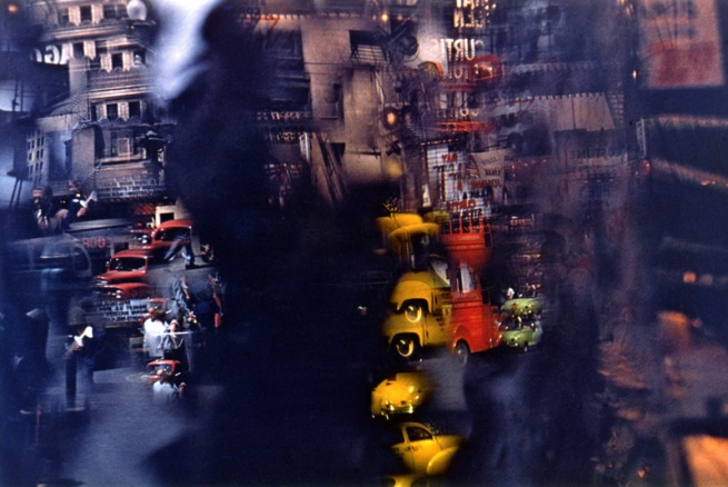 Ernst Haas. 'Untitled', from the series 'In Search of Myself' 1951, printed c. 1950s