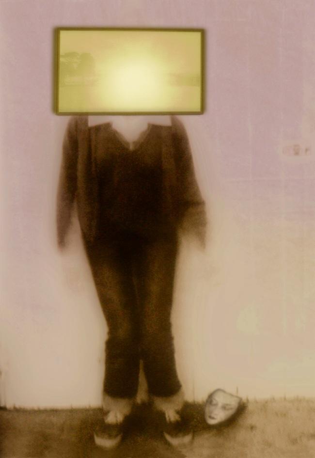 Pat Brassington. 'Double Vision' 2010