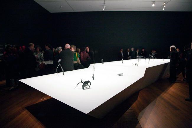 'Mari Funaki: Objects' installation shot on opening night at NGV Australia