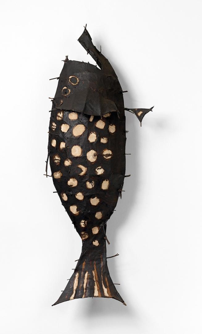 John Davis. '(Spotted fish)' 1989