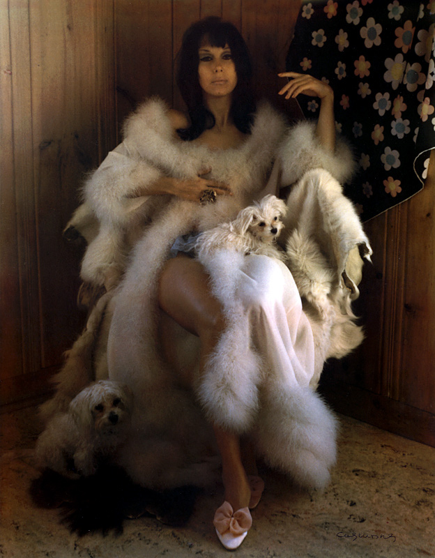 Marie Cosindas. 'Amy, Boston' 1965, printed c. 2010