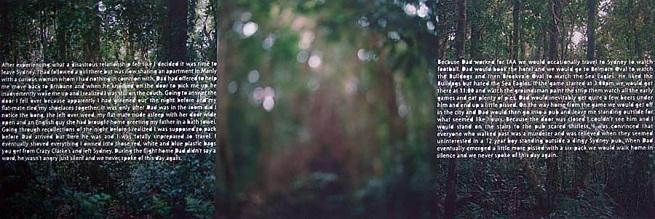 Martin Smith. 'Sydney' 2010