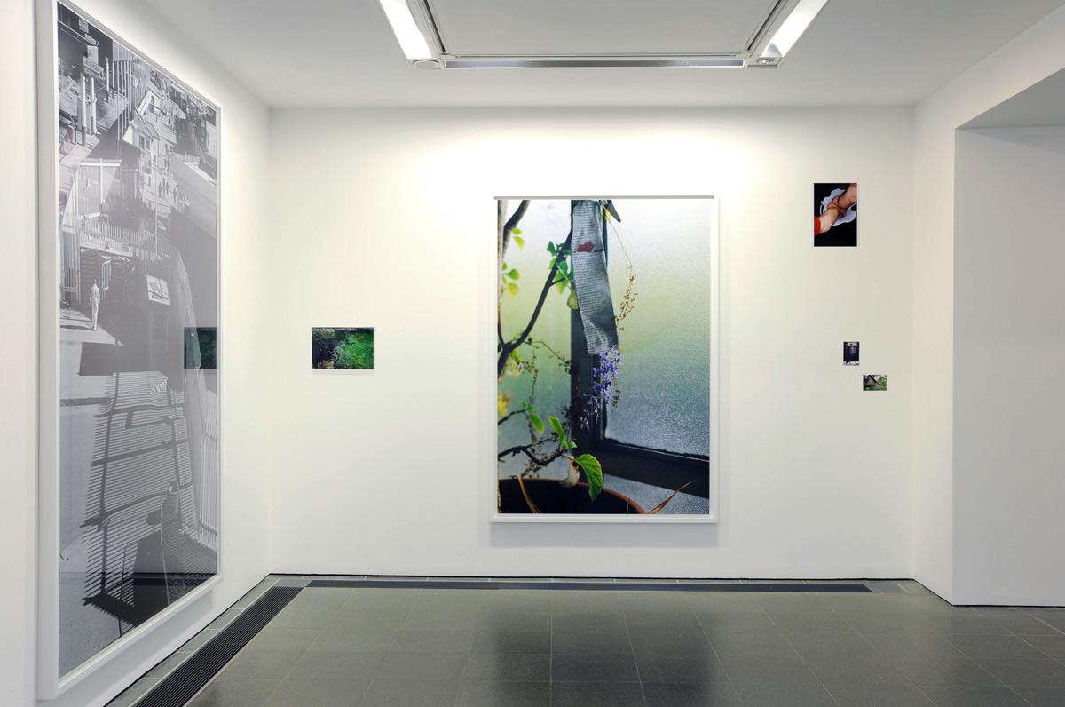 Wolfgang tillmans silver installation vii art blart for Minimal art gallery london