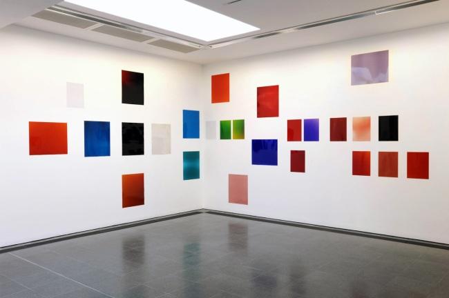 Wolfgang Tillmans(German, b. 1968) 'Silver Installation VII' 2009 installation view