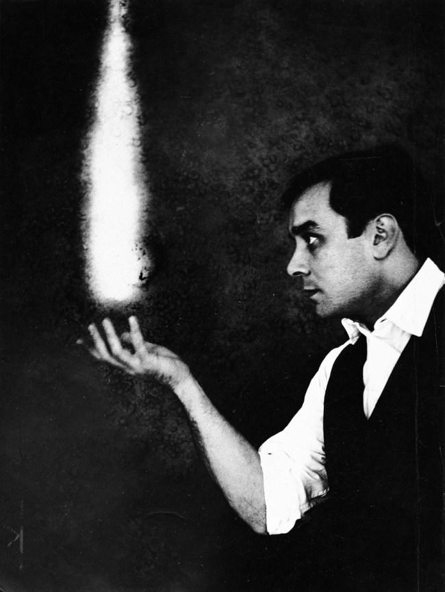 Yves Klein. 'La Rêve du Feu' (The Dream of Fire) c. 1961