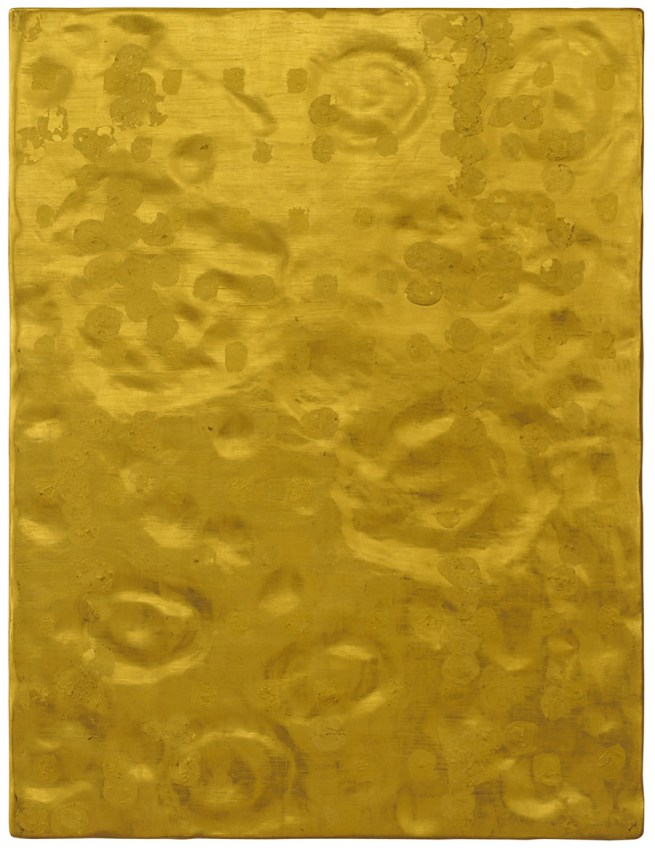 Yves Klein. 'Le Silence est d'or' (Silence is Golden) 1960