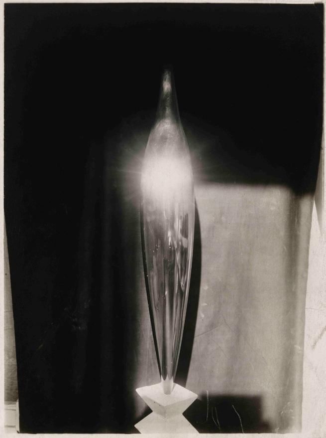 Constantin Brancusi. 'L'Oiseau' (Golden Bird). c. 1919