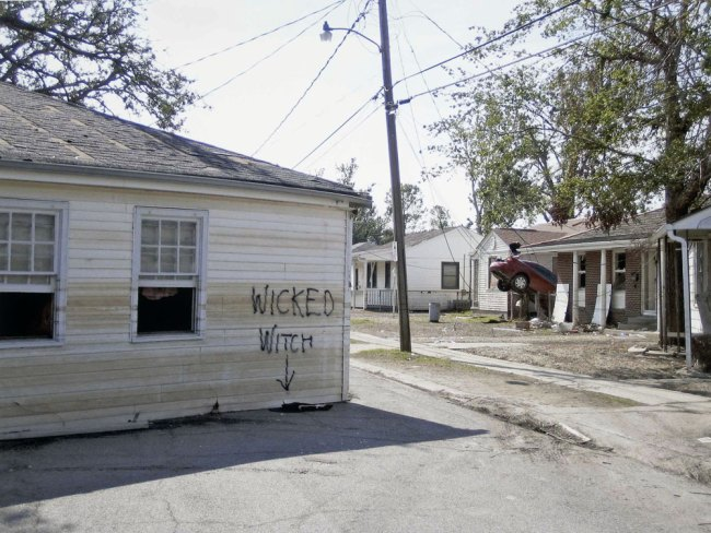 Richard Misrach. 'Untitled (New Orleans and the Gulf Coast)' 2005