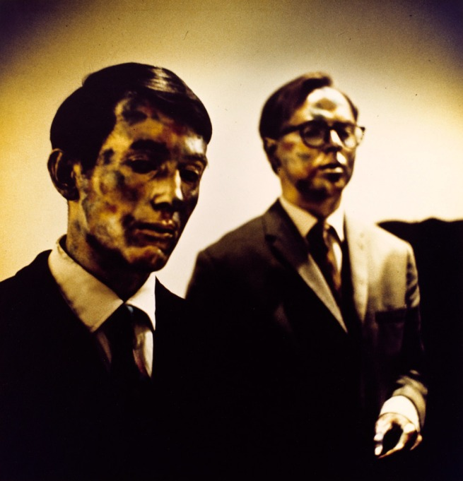 Gilbert & George. 'Great Expectations'. 1972