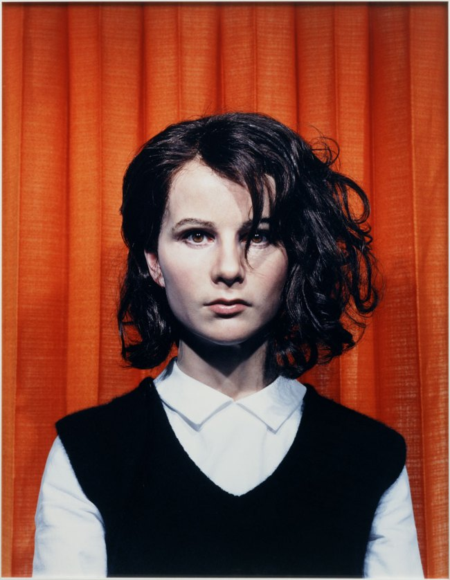 Gillian Wearing. 'Self-Portrait at 17 Years Old' 2003