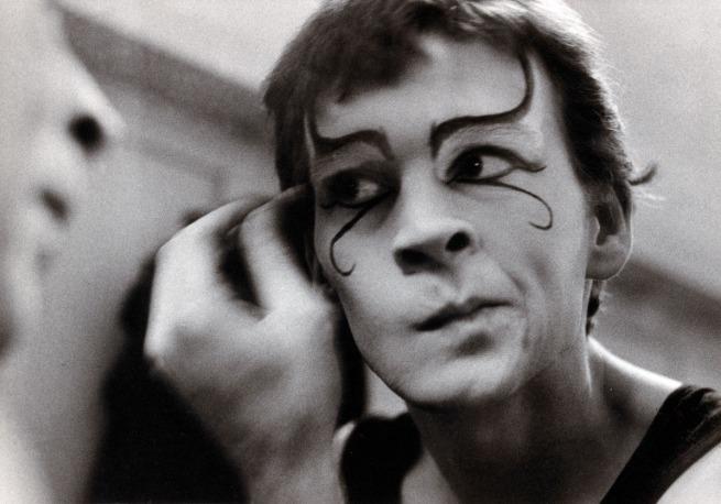 Carol Jerrems. 'Butterfly Behind Glass' 1975