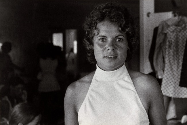 Carol Jerrems. 'Evonne Goolagong, Melbourne' 1973