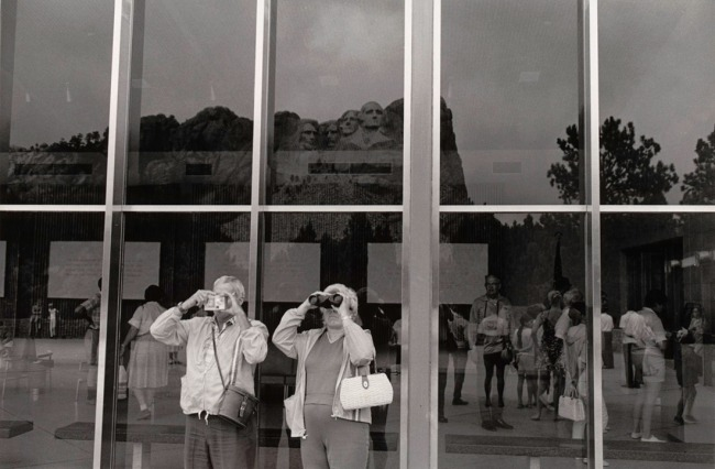 Lee Friedlander. 'Mount Rushmore, South Dakota' 1969
