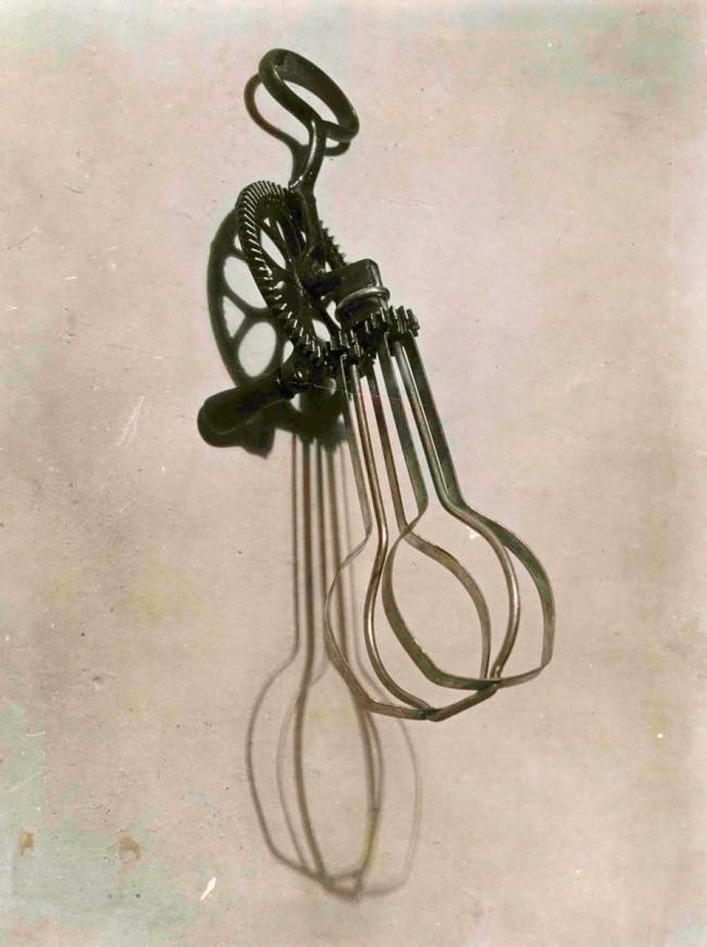 Man Ray (Emmanuel Radnitzky). 'L'Homme' (Man) 1918
