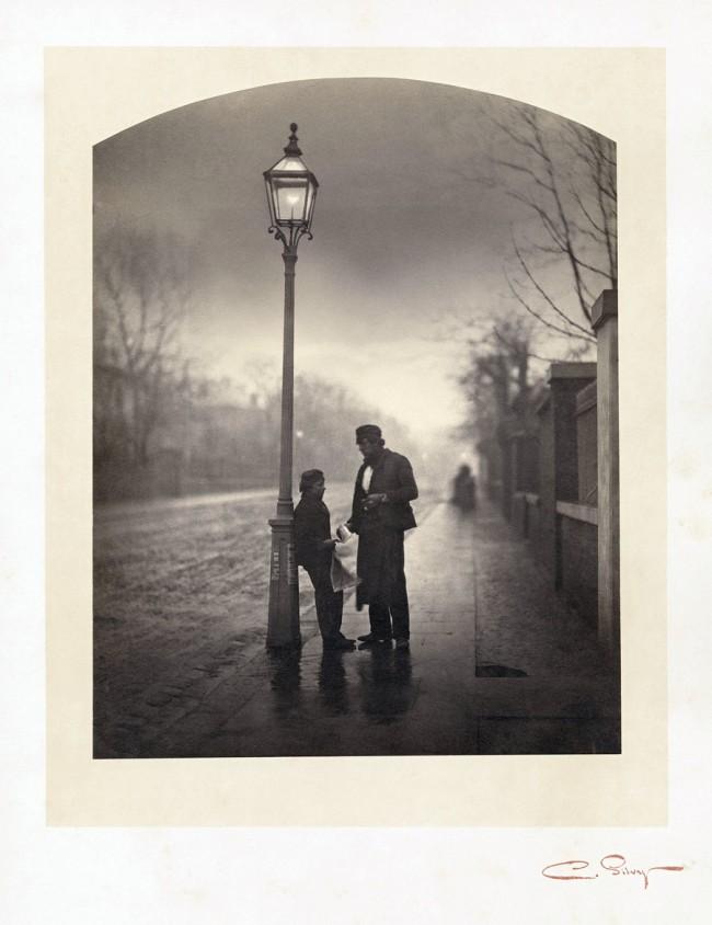 Camille Silvy. 'Studies on Light: Twilight' 1859