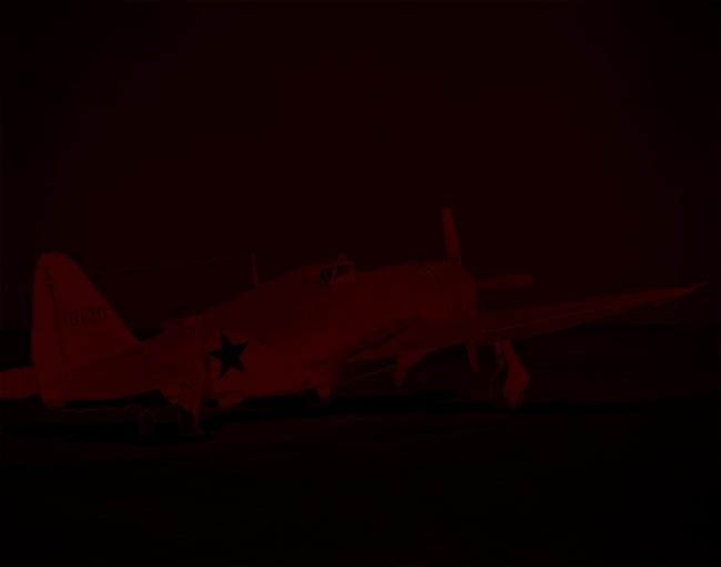 Marcus Bunyan. 'Missing in Action (red kenosis) No. 79' 2010