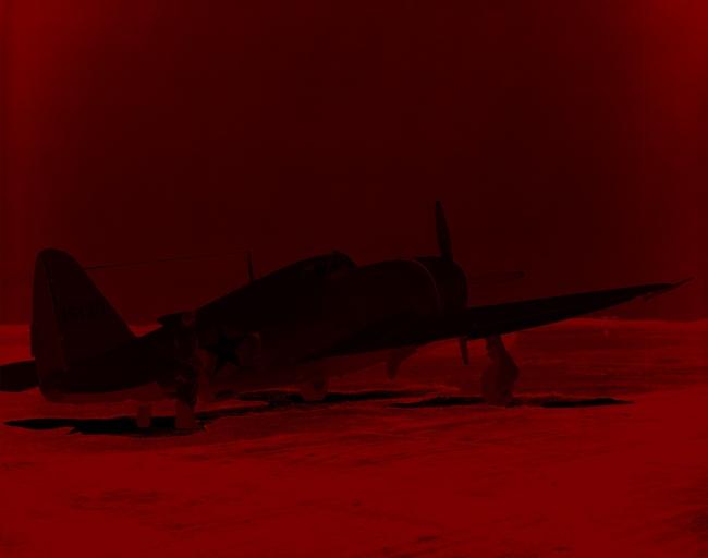 Marcus Bunyan. 'Missing in Action (red kenosis) No. 88' 2010