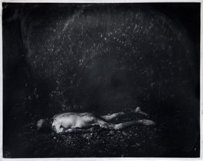 Sally Mann. 'Untitled WR Pa 59' 2001 from the series 'What Remains'