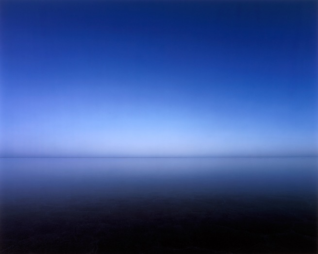 Murray Fredericks. 'Salt 154' 2005