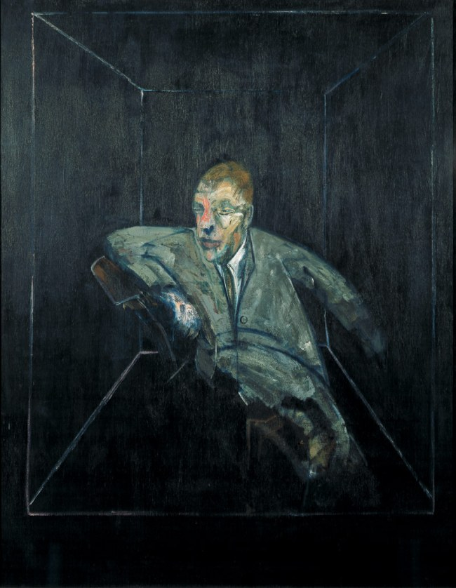 Francis Bacon. 'Study for Figure V' 1956