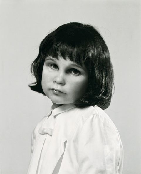 Gillian Wearing. 'Self-Portrait at Three Years Old' 2004