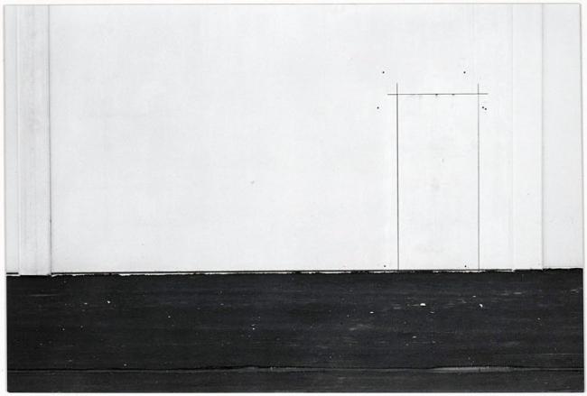 Lewis Baltz. 'Mission Viejo' 1968