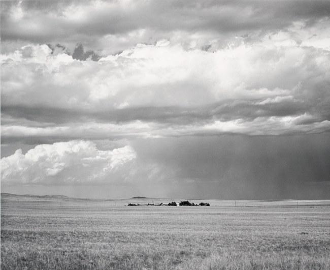 Robert Adams. 'Ranch Northeast of Keota, Colorado' 1969