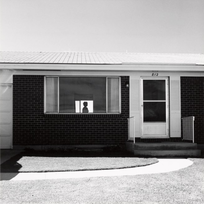 Robert Adams. 'Colorado Springs, Colorado' 1968