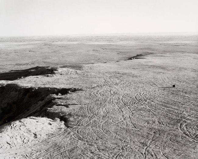 Robert Adams. 'Quarried Mesa Top, Pueblo County, Colorado' 1978