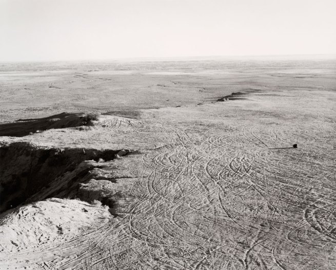Robert Adams. 'Quarried Mesa Top, Pueblo County, Colorado' 1978
