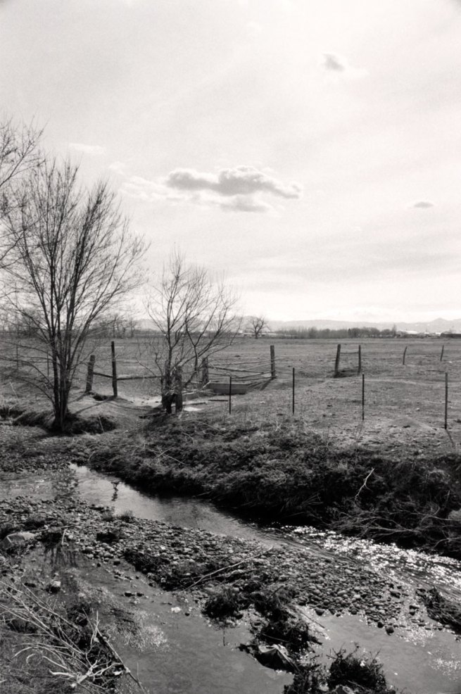 Robert Adams. 'Untitled' from the series 'Listening to the River' 1985-87