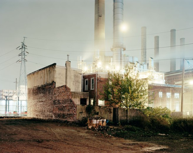 Will Steacy. 'Power Plant, Philadelphia' 2008