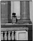 Marcus Bunyan. 'Six-coned speaker with pillars' from the 'Regent Theatre' series 1991