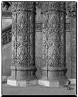 Marcus Bunyan. 'Twin pillars' from the 'Regent Theatre' series 1991
