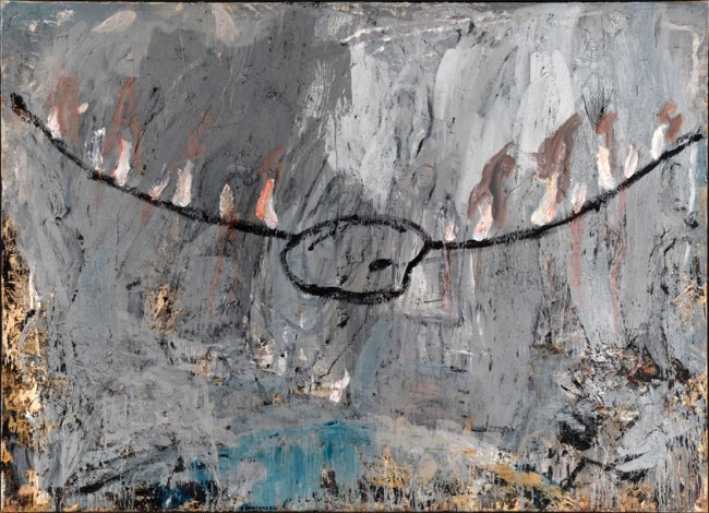 Anselm Kiefer. 'Palette' 1981