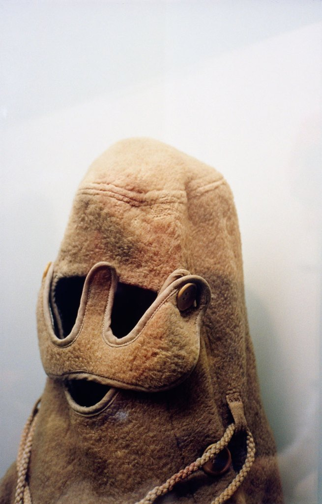 Gavin Hipkins. 'Christchurch (Mask)' 1998