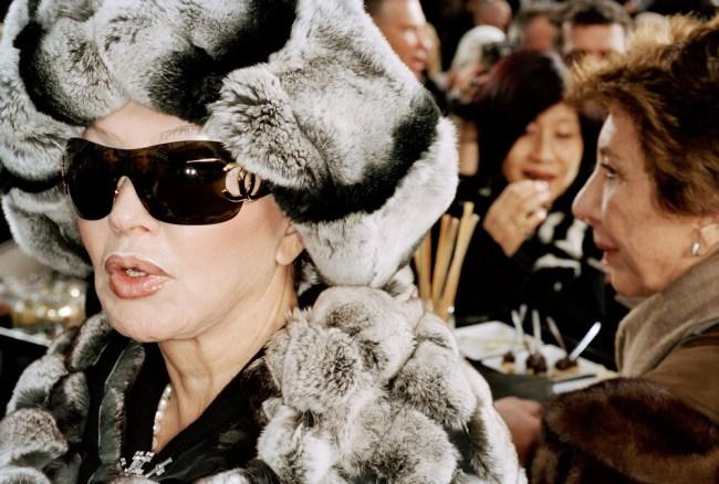 Martin Parr. 'France. Paris. Haute Couture' 2007