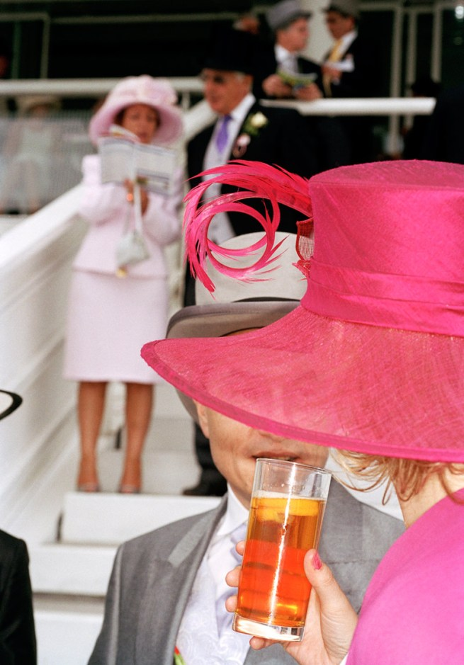 Martin Parr. 'England. Epsom. The Derby' 2004