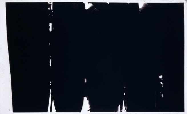 Pierre Soulages. 'Peinture 220 x 366 cm, 14 mai 1968'