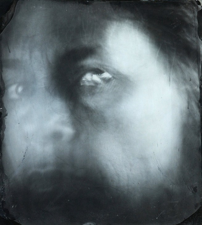 Sally Mann. 'Untitled (Self Portraits)' 2006-7 (detail)