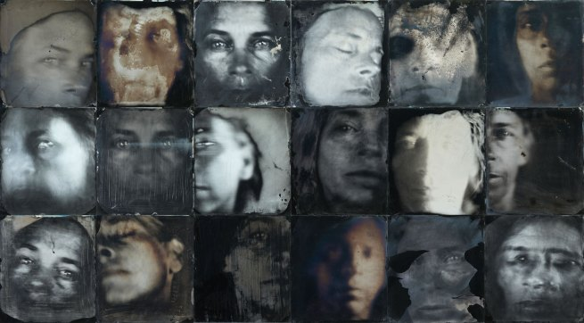Sally Mann. 'Untitled (Self Portraits)' 2006-7