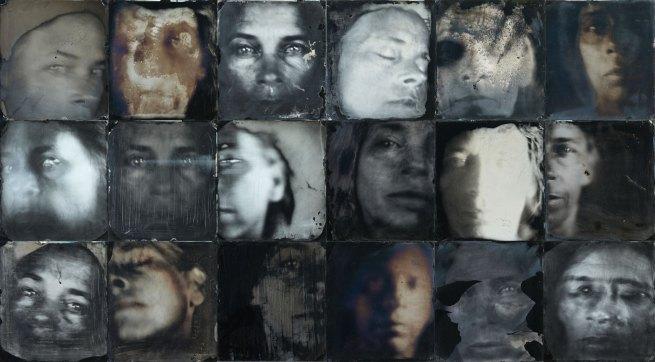 Sally Mann. 'Untitled (Self Portraits)' 2006-7