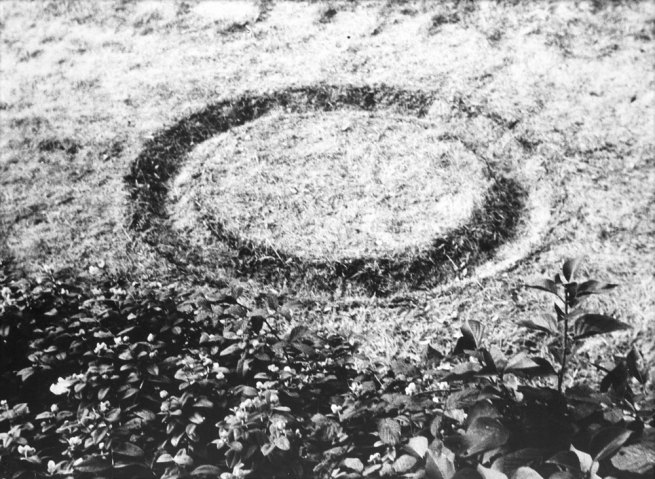 Richard Long (British, b. 1945) 'County Cork, Ireland' 1967