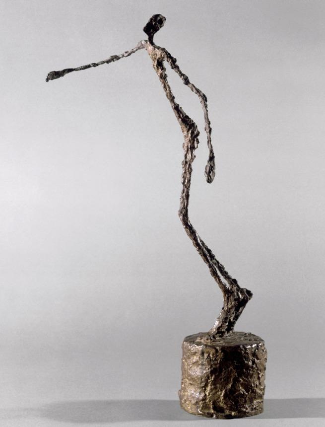 Alberto Giacometti. 'Falling Man' 1950